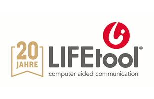 Logo: 20 years LIFEtool