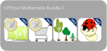 App-Icons: Mathe-Bundle