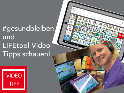 Abbildung: Titelbild LIFEtool Video Tipp